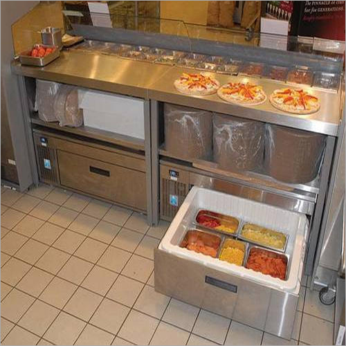 Food Storage Undercounter Refrigerator