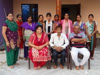 Training Photo of Dhampur U.P
