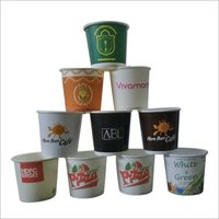 150ml Disposable Paper Tea Cups