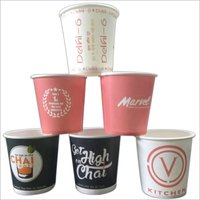 130ml Cold Drink Paper Cup