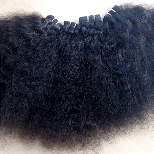 Black Natural Hair Wig