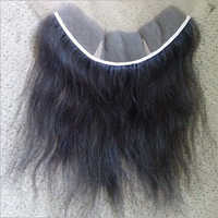 Wavy Black Hair Closure