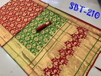 Poly Silk Saree