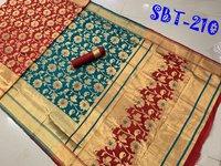 Poly Silk Saree