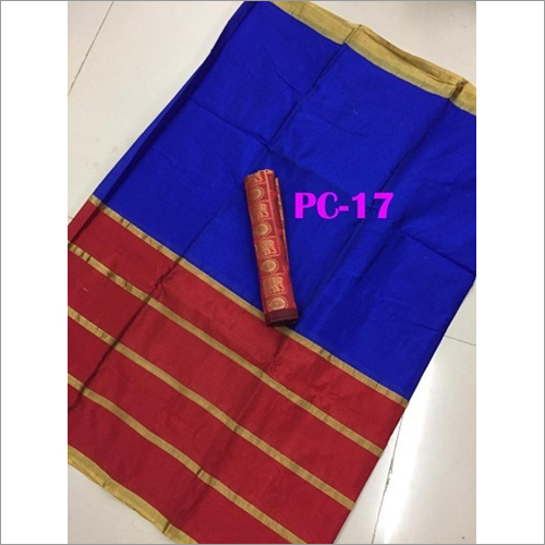 Fancy Top Dyed Saree