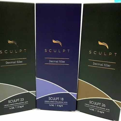 Sculpt 26 , Sculpt 23 ,Sculpt 18 (1x1ml)