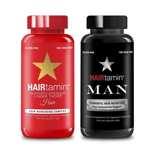 Hairtamin Vitamins