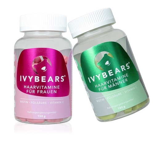 Ivybears Hair Vitamins
