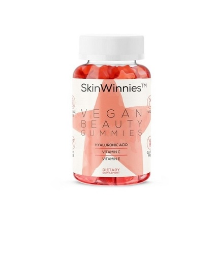 skinwinnies vegan beauty gummies