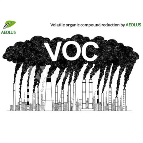 Volatile Organic Compound Reduction System by Aeolus