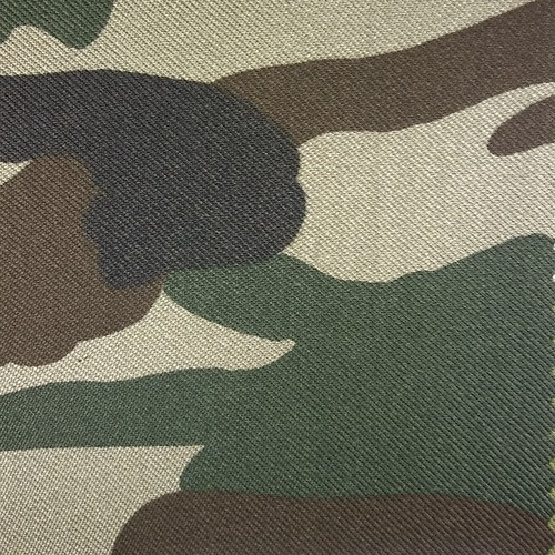 100% Polyester Camouflage Fabric