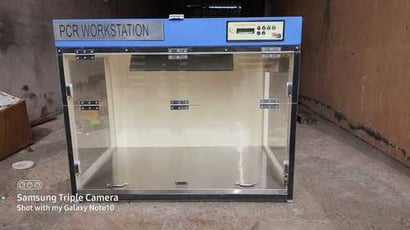 Pcr Workstation Certifications: Iso
