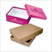 Shoes Packaging Corrugated Box
