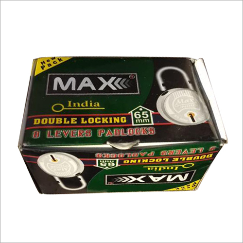 Door Lock Packaging Corrugated Box