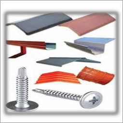 Roofing Accessories & Self Drilling Screw