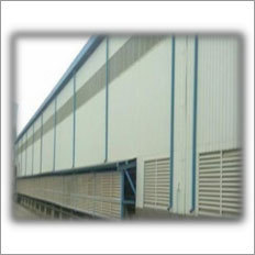 Louver System and FRP Products