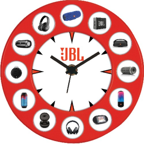 JBL TABLE CUM WALL CLOCK