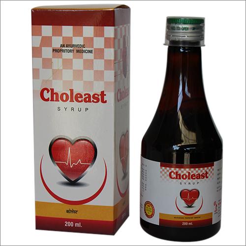 Ayurvedic Choleast Syrup