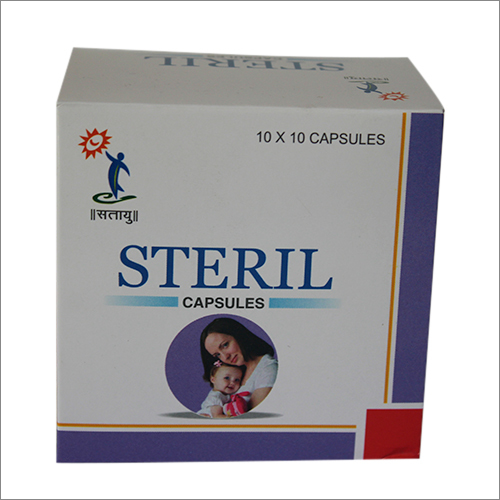 Female Infertility Capsule