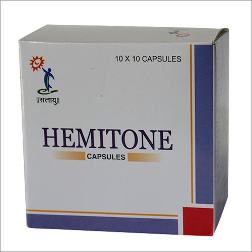 Hemitone Capsule