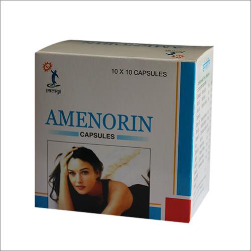 Leucorrohea -  Amenorrhea Capsule