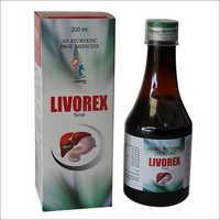 Ayurvedic Livorex Syrup
