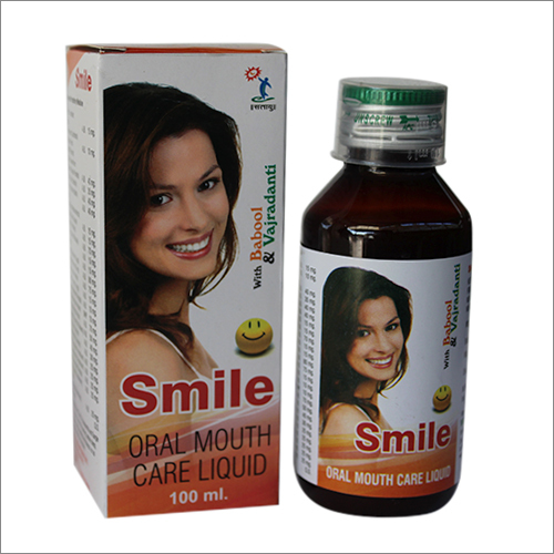 Smile Oral Mouth Care Syrup