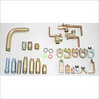Fittings of Flexible Sprinkler Hose