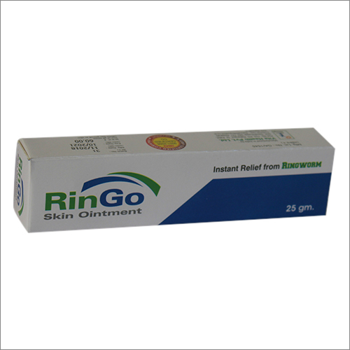 Ring Warm Ointment