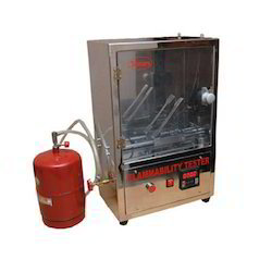 Flammability Tester