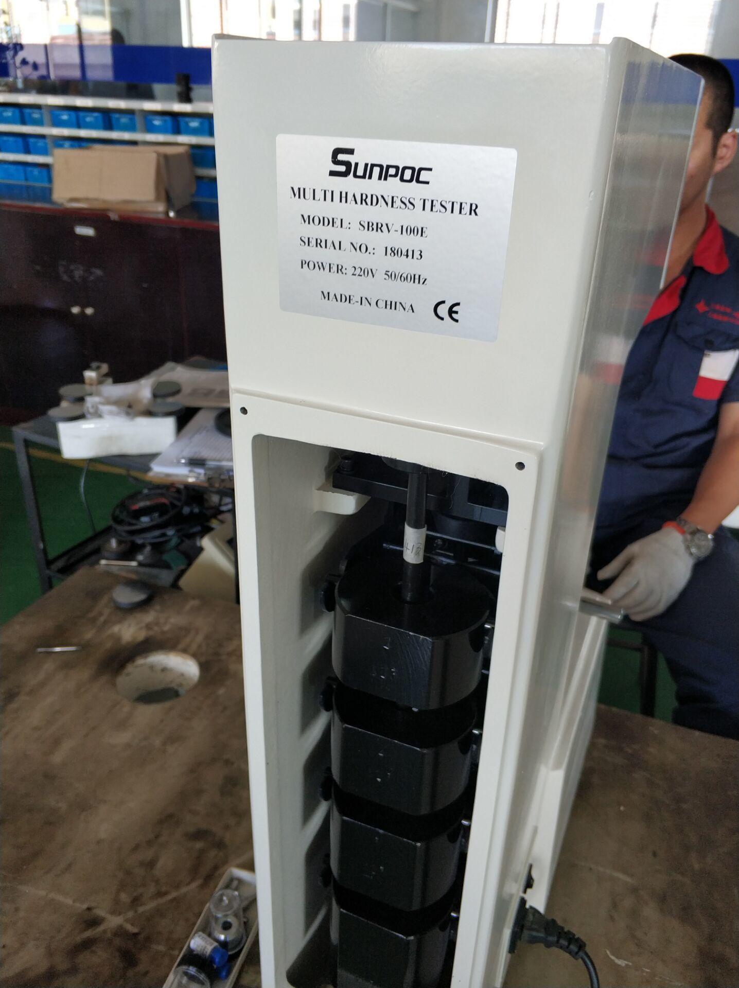 Electromotion Multifunction Hardness Tester Machine