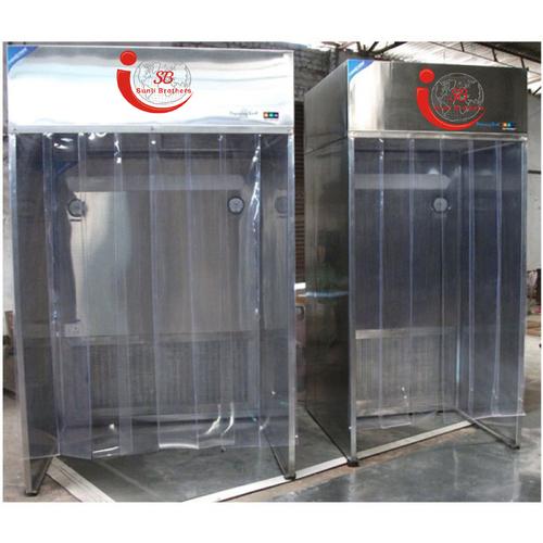 Sampling/Dispensing Booth (RLAF Unit).