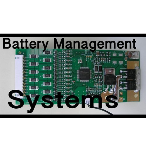 BMS For LiFePO4 Lithium-ion Battery Pack LFP