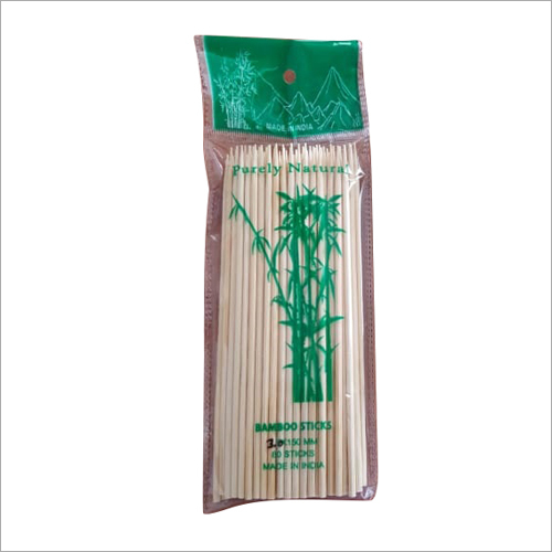 Disposable Bamboo skewers