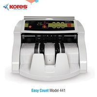 Kores Easy Count 441 Currency Counting Machine
