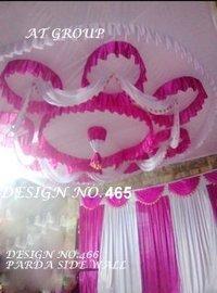Wedding pandal design