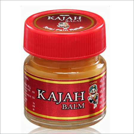 kajah balm brown