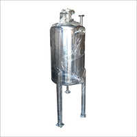 Stainless Steel Air Receiver Tank