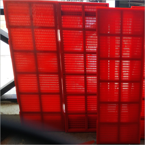 PU Dewatering Screen Panel