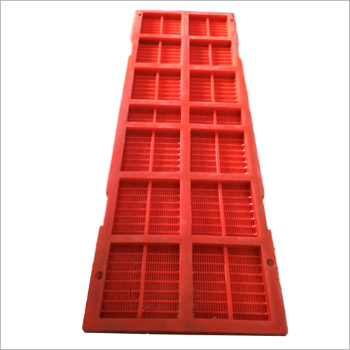 Polyurethane De Watering Screen Panel