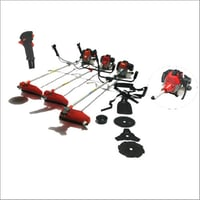 Two Stroke Engine Brush Cutter