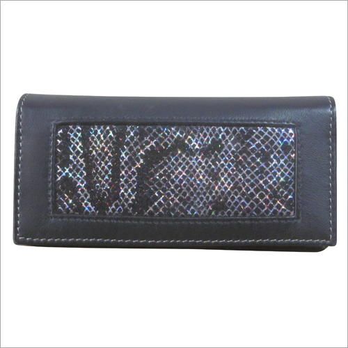 Ladies Leather Clutch Bag