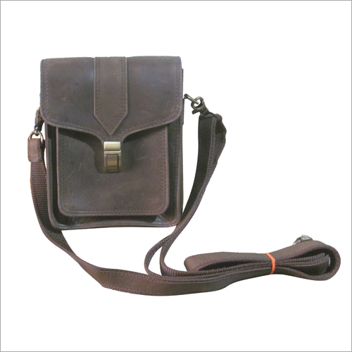 Unisex Leather Money Bag