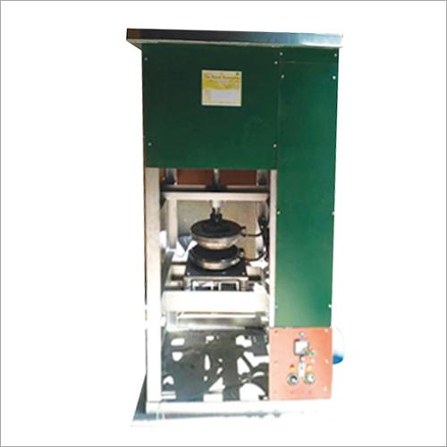 Sal Leaf Plate Making Machine
