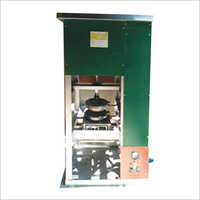 Sal Leaf Plate Making Machine
