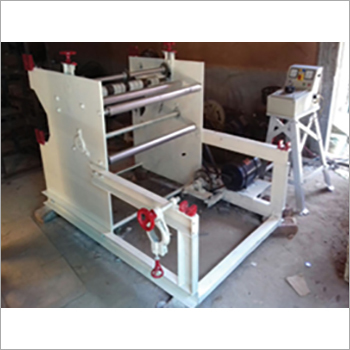 Roll To Roll  Paper Cutting Machine