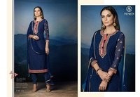 Georgette Embroidery work Salwar Kameez