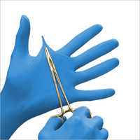 Nitrile Surgical Gloves