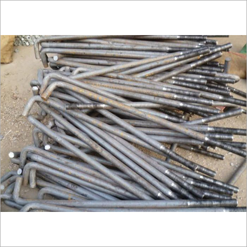 Carbon Steel Foundation Bolt