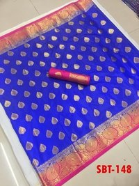Kanchivaram Nylon Silk Sarees